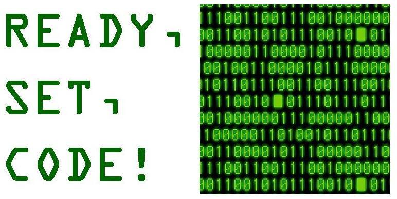 Ready, Set, Code