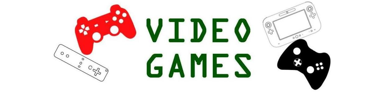 Video Games Banner