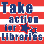 take action for libraries
