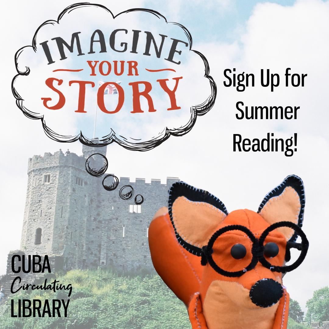 Summer Reading Program Sign Ups!