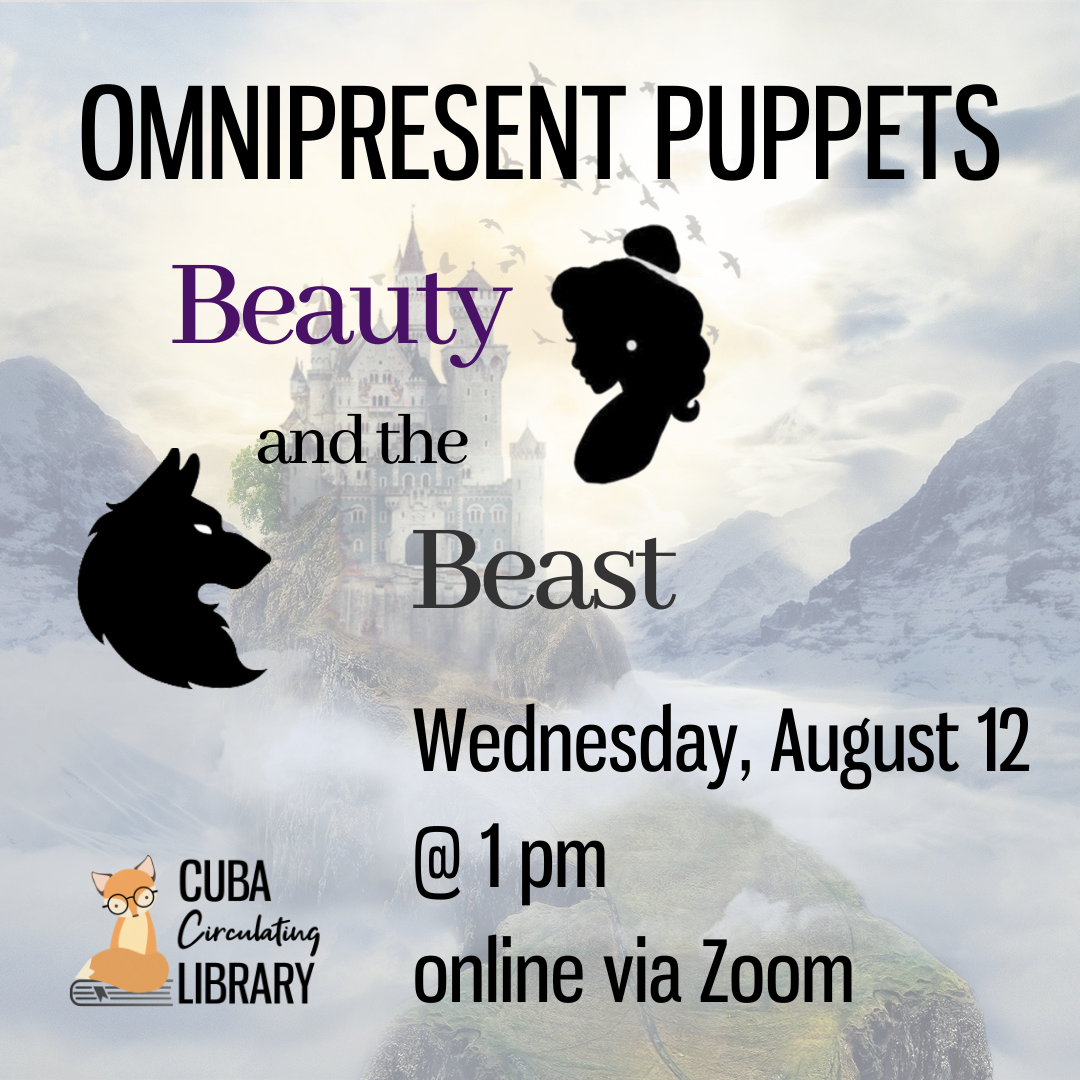 Omnipresent Puppets: Beauty and the Beast