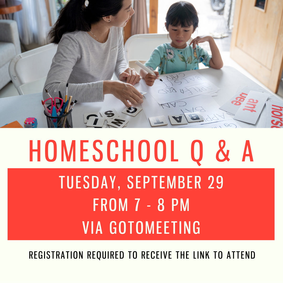 Homeschool Q & A
