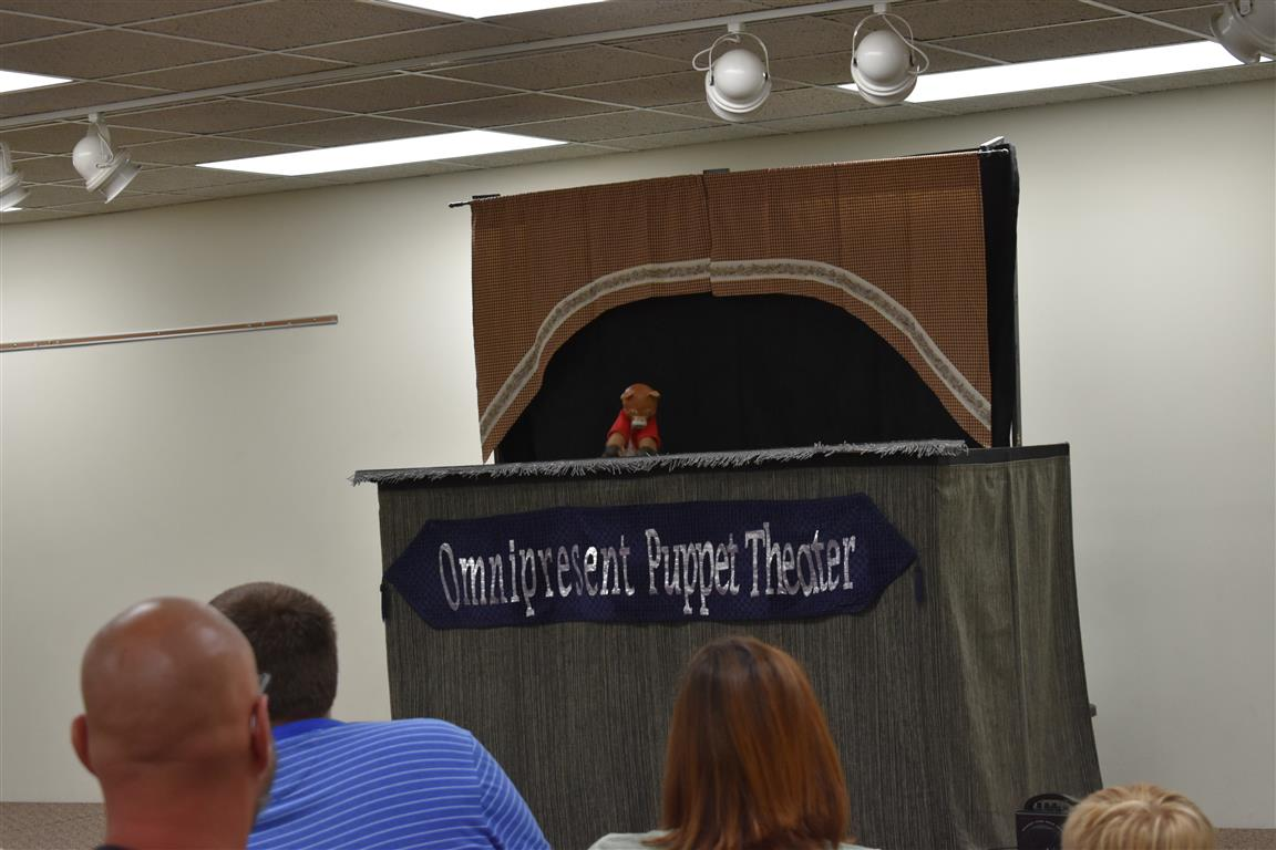 Omnipresent Puppets August 3, 2017
