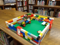 Lego Club, October 5, 2016