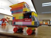 Lego Club, October 5, 2016