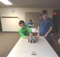 Robotics Workshop March 23, 2017