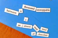 Magnetic Poetry 2017 Poem 2