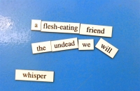 Magnetic Poetry 2017 Poem 3