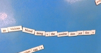 Magnetic Poetry 2017 Poem 4