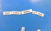 Magnetic Poetry 2017 Poem 7