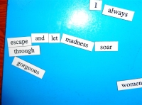Magnetic Poetry 2017 Poem  8