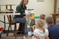 Pfeiffer Nature Center Earth Day 2017 Program