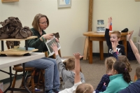 Pfeiffer Nature Center Earth Day 2017 Program