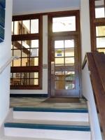 Inside Entrance