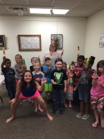 Young Architects Storytime July 6, 2017