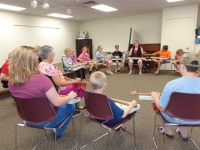 Dulcimer Workshop July 10, 2017