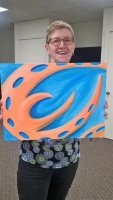 Acrylic Painting April 26, 2017