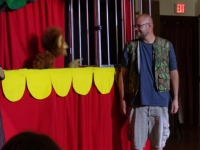 MadCap Puppets July, 19, 2017