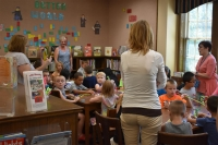 Summer School Story Hour July 31, 2017