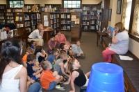 Summer School Story Hour July 31, 2017