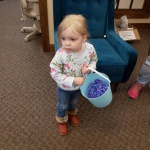 Lap Sit Easter Egg Hunt April 18 2019