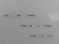 Evolving Poem Version 2 - April 1, 2015