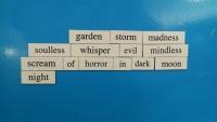 Teen Patron Poem 4 - April 13, 2015