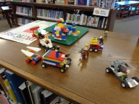 Lego Club April 2016