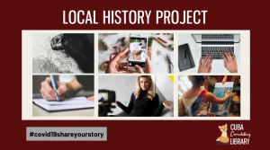 Local History Project page link