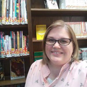 Library Director Tina Dalton