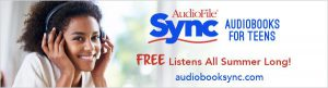 sync audiobooks for teens