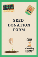 seed donation form