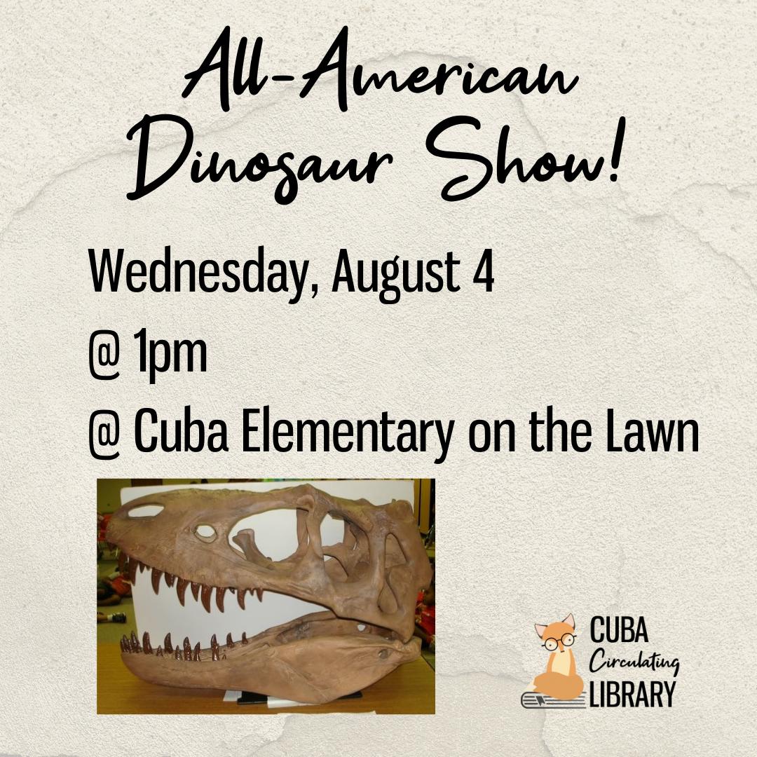 All-American Dinosaur Show