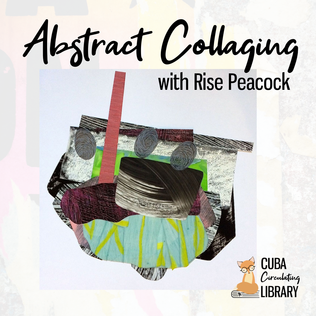 Abstract Collaging