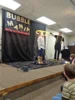 Bubble Mania April 1, 2017