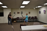 Swordplay July 31, 2017