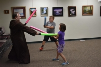Jedi AcademyAugust 10, 2017