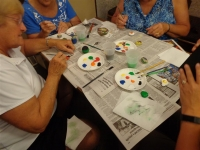 Rock Painting September 26, 2017