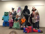 Costume contest October 2019