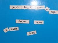Teen Patron Poem 1 - April 6,2015